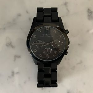 Marc by Marc Jacobs Black Men's / Boyfriend Watch